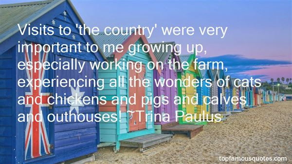 Quotes About Outhouses