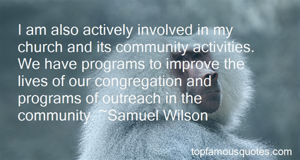 Quotes About Outreach Programs