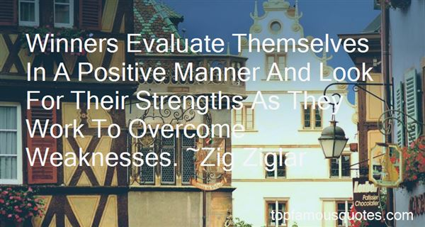Quotes About Overcome Weakness