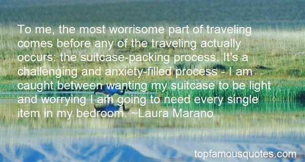 Quotes About Packing Light