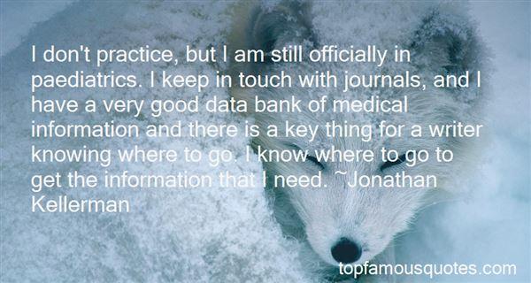 Quotes About Paediatrics