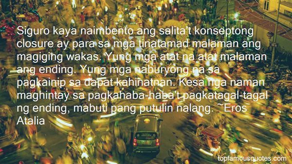 Quotes About Pang Aabuso