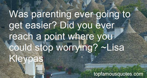 Quotes About Parenting Struggles