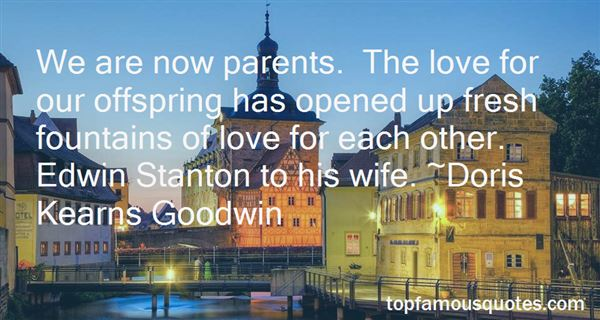 Quotes About Parents Love For Each Other