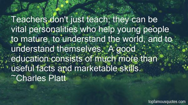 Quotes About Partnerships In Education