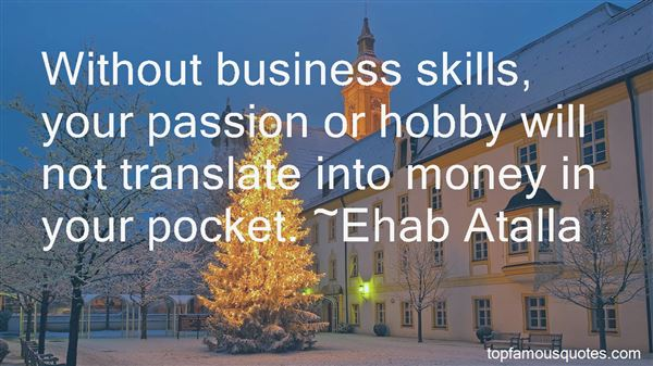 Quotes About Passion For Hobby