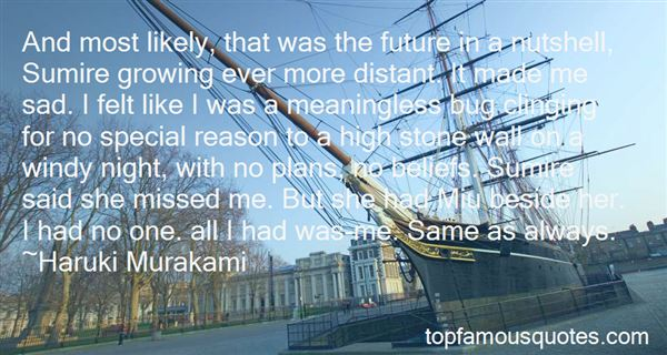 Quotes About Past Present And Future Inspirational
