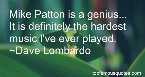 Quotes About Patton Rommel