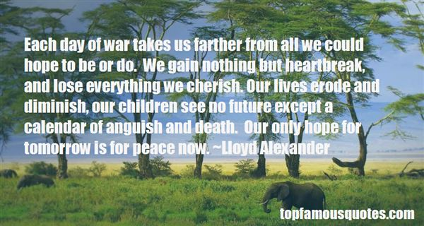 Quotes About Peace And No War