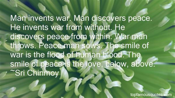 Quotes About Peace From Within