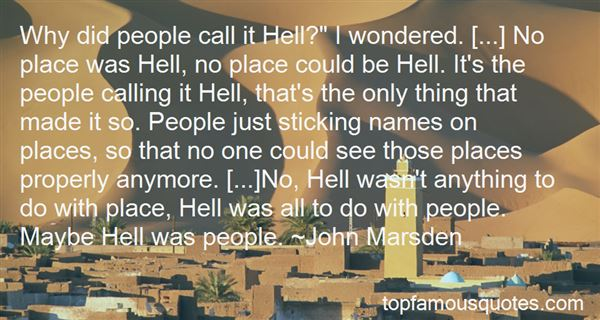 Quotes About People Calling You Names
