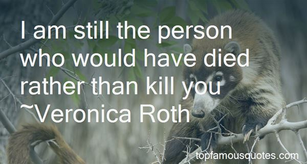 Quotes About Person Who Died