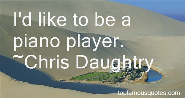 Quotes About Piano Player