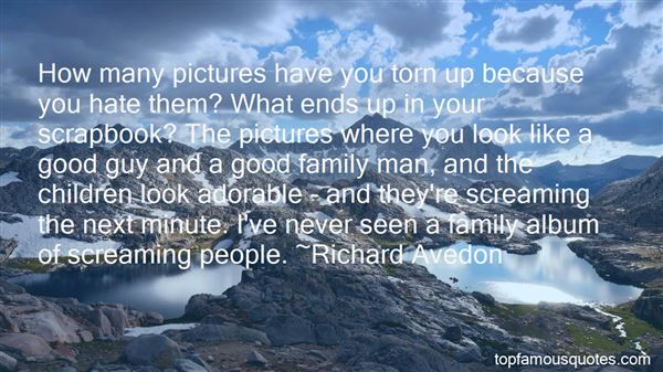 Quotes About Pictures And Family