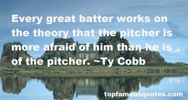 Quotes About Pitcher Catcher Bonds