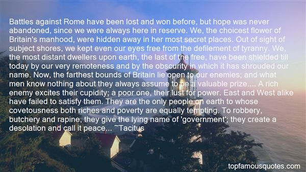 Quotes About Places Of Peace