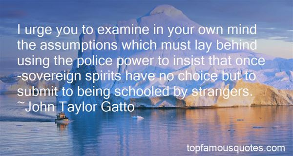 Quotes About Police Searches