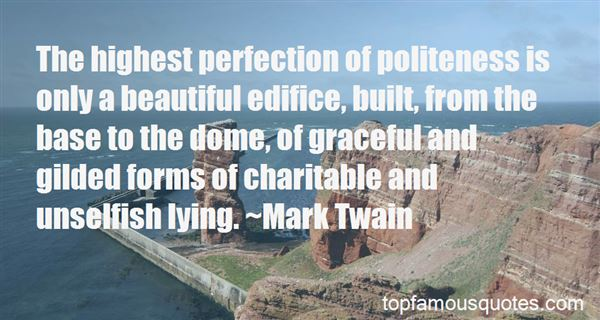 Quotes About Politeness And Manners