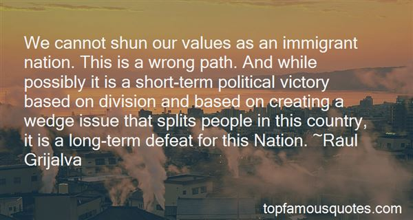 Quotes About Political Division