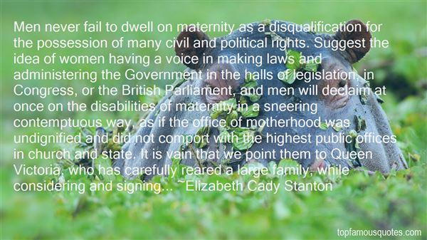 Quotes About Political Unfairness