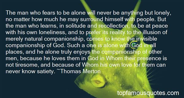 Quotes About Prefer To Be Alone