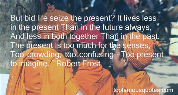 Quotes About Present Future And Past