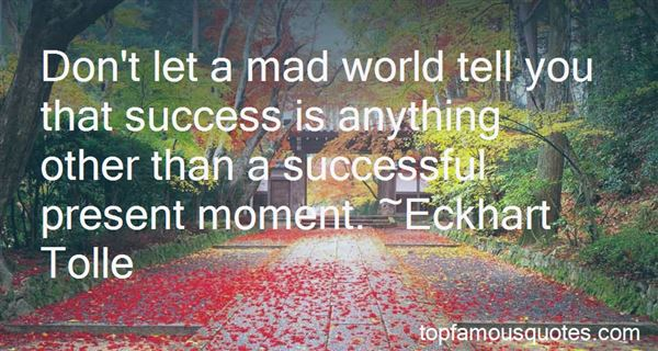 Quotes About Present Moment