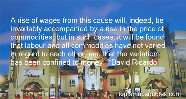 Quotes About Price Rise