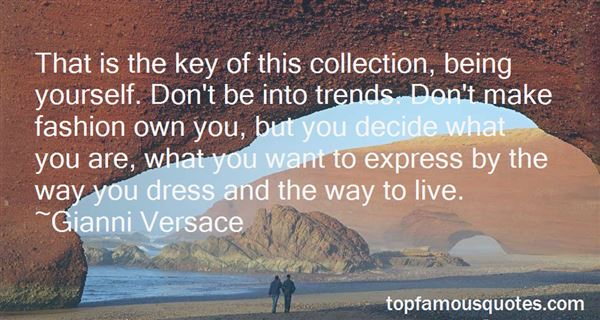 Quotes About Prints In Fashion