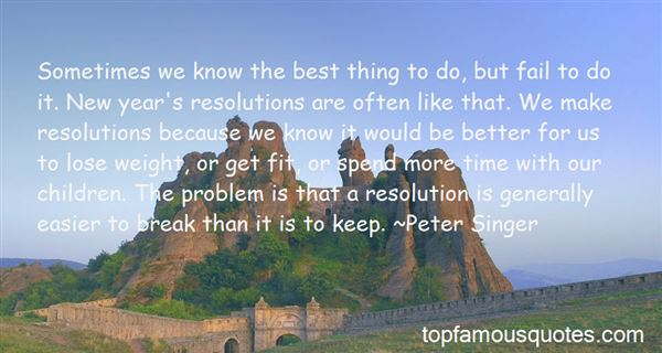 Quotes About Problem Resolution