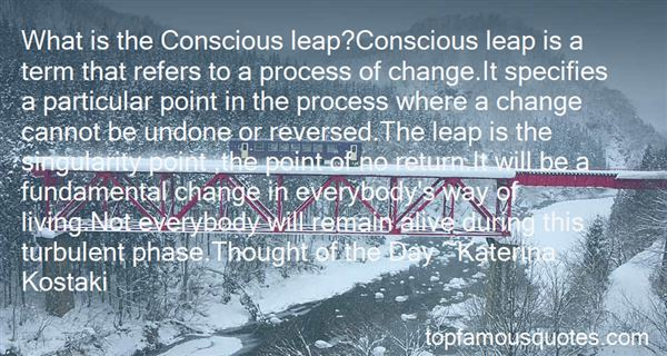 Quotes About Process Of Change