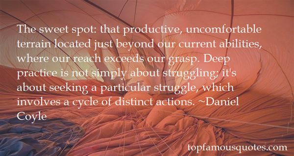 Quotes About Productive Struggle