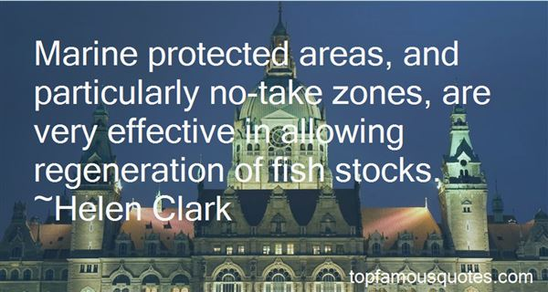 Quotes About Protected Areas