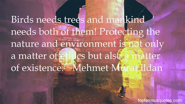 Quotes About Protecting The Environment