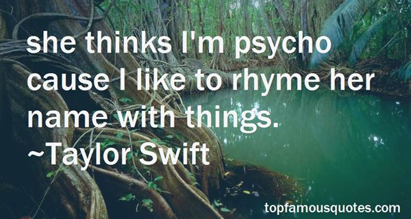 Quotes About Psycho Stalkers