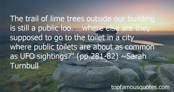 Quotes About Public Toilets