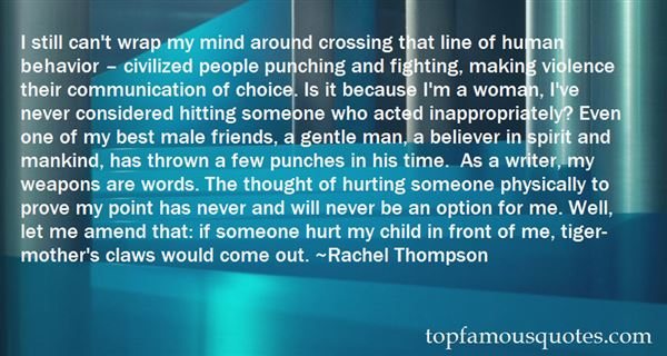 Quotes About Punching People