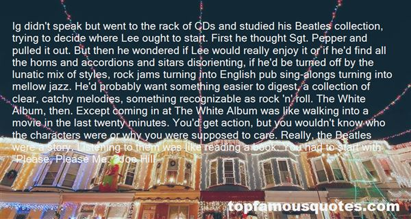 Quotes About Punk Rock Guys