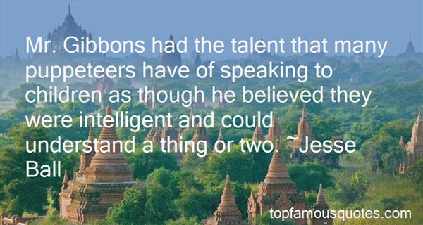 Quotes About Puppeteers
