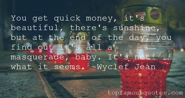 Quotes About Quick Money