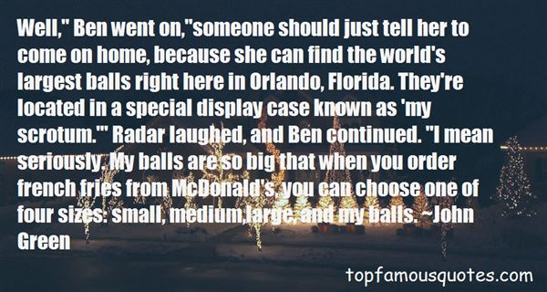 Quotes About Radar