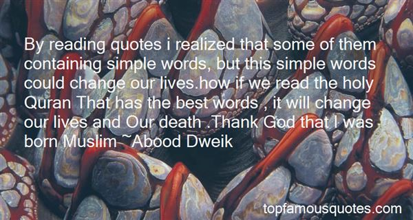 Quotes About Reading Quran