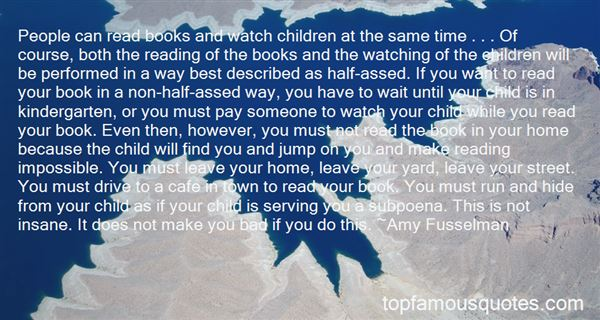 Quotes About Reading To Your Child