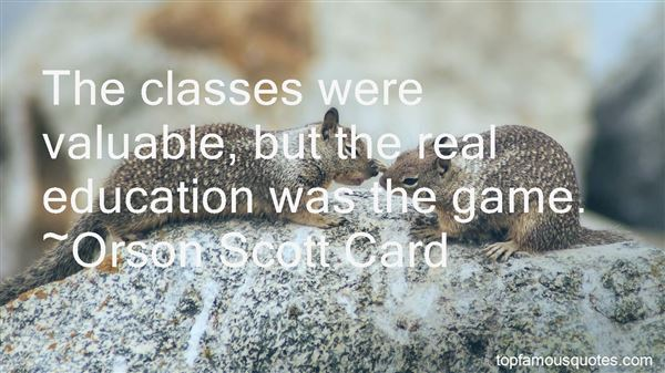 Quotes About Real Education