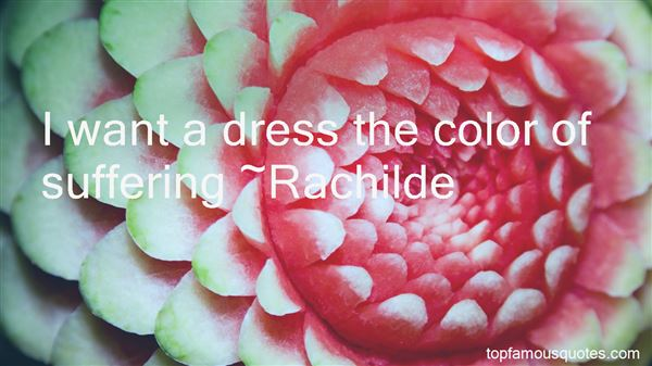 Quotes About Red Color Dress
