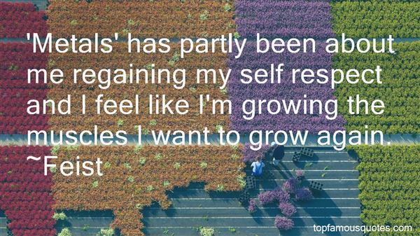 Quotes About Regaining
