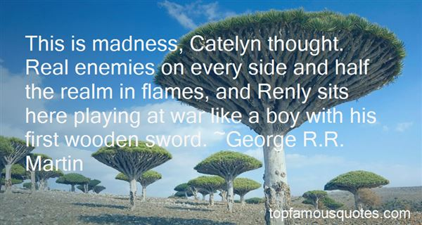 Quotes About Renly Baratheon