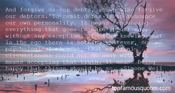 Quotes About Renouncing