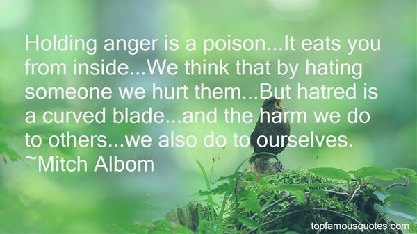 Quotes About Resisting Anger