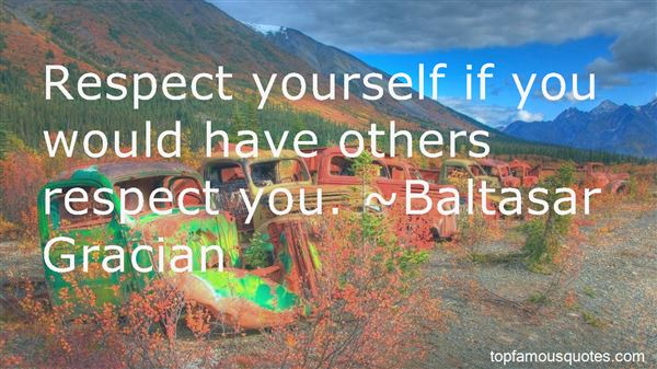 Quotes About Respect For Others And Yourself